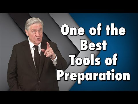 #34: One of the Best Tools of Preparation