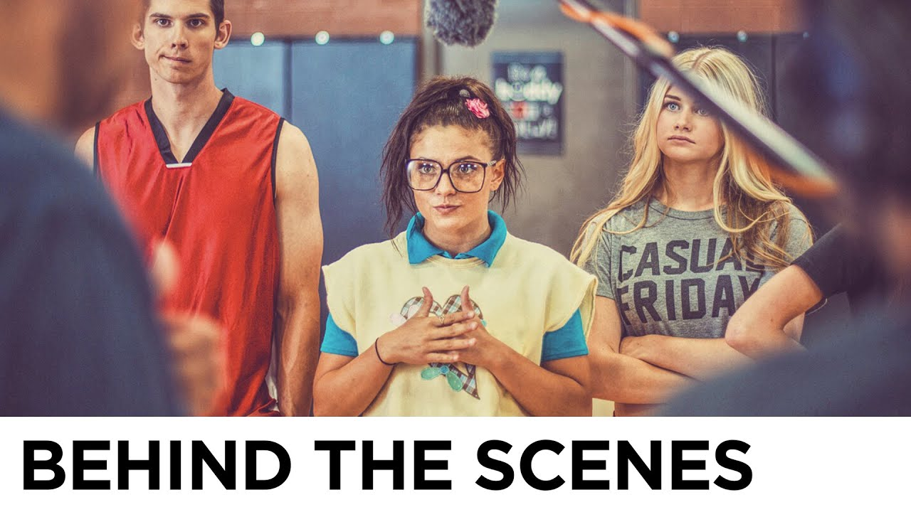 Download Gym Class Dance Battle - Behind the Scenes
