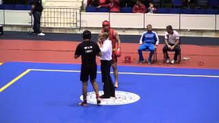 natiuneaMMA.ro - Frangulea David (Romania) vs Omarov Rasul (Rusia)
