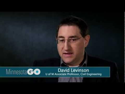 David Levinson on the transportation system of the future