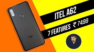 itel A62 - Top  7 Features for Rs 7499 - in தமிழ்