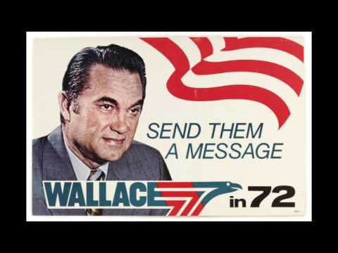 """""""George Wallace in"""
