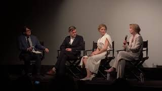 'Phantom Thread' Q&A with director Paul Thomas Anderson, actresses Vicky Krieps & Lesley Manville