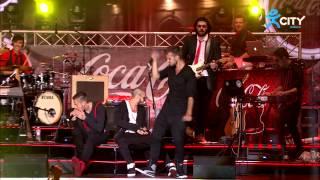 Angel & Moisey, Pavell & Venci Venc - Знаеш ли кой видях/Спомняй си (Live@Coca-Cola HET 2014 Sofia)