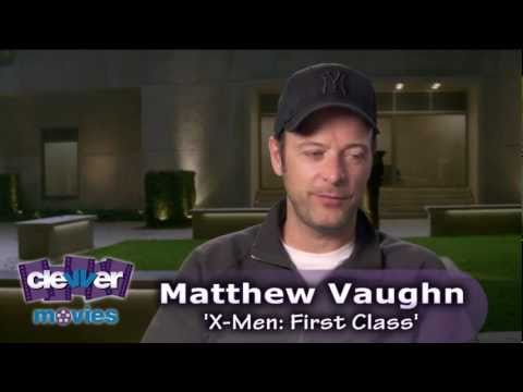 Director Matthew Vaughn 'X-Men: First Class' Interview Mp3