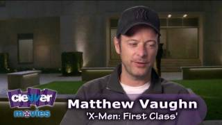 Director Matthew Vaughn 'X-Men: First Class' Interview