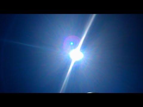 """Electromagnetic Light - """"UV"""" Radiation - Intense 'White Sun'"""