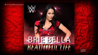 "WWE: ""Beautiful Life"" [iTunes Release] by CFO$ ► Brie Bella NEW Theme Song"