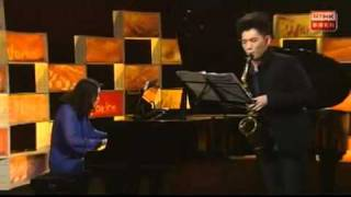 "TVB Pearl Interview ""The Works"" & Piazzolla Libertango"