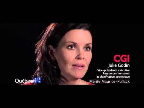 Les lauréats des Mercuriades 2013: le Groupe CGI