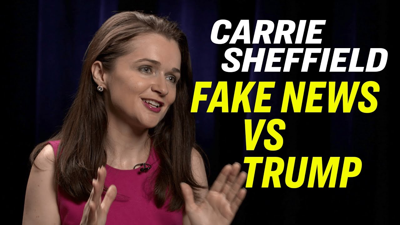 Epoch Times How Fake News Is Used to Undermine Trump & Divide America—Accuracy In Media's Carrie
