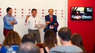 Diputación lanza la tarjeta 'Fideliza Castellón'