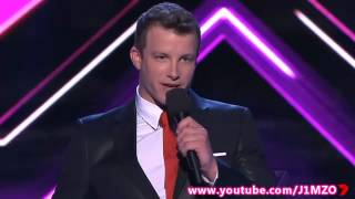 Josh Brookes Replacement Contestant Announcement - The X Factor Australia 2012