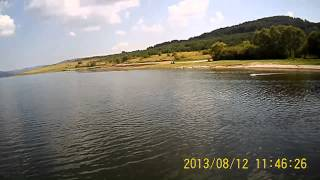 VITALITY ELECTRIC  RACING BOAT FT007-BATAK LAKE-BULGARIA 2013