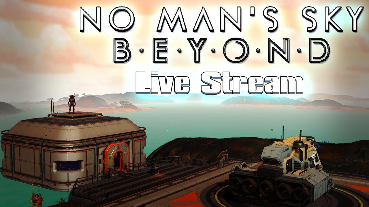 Hora de encontrar um lugar para se estabelecer - No Man's Sky Live Ep7 + vídeo