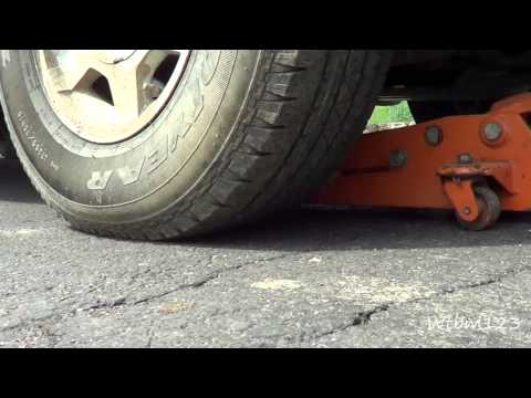 Front Wheel Alignment, With a Tape Measure