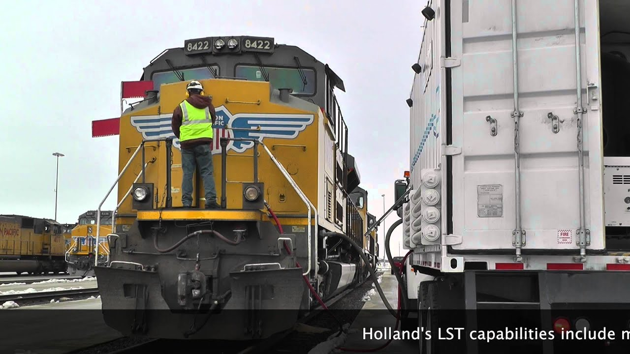 Railcar Cleaning & Servicing