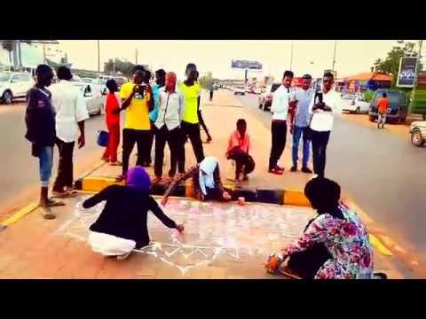 Mandala Around Khartoum