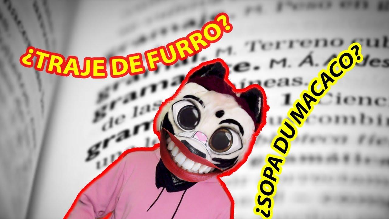 Diccionario de la Lengua Furry 2.0.