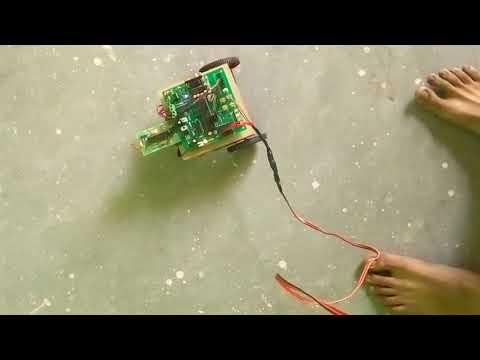 Skyfi Labs Online Course - Gesture Based Robotics -Ashutosh Pratap Singh