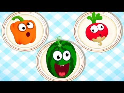 Game Masak Masakan Anak Kecil - Masak Sayur Masak Buah -  Game Edukasi
