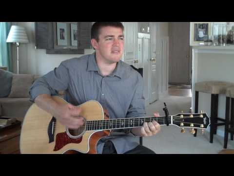Unfailing Love - Chris Tomlin Guitar Cover / Instructional