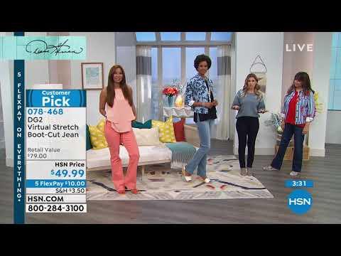 HSN | Diane Gilman Fashions . http://bit.ly/2NDDe2S