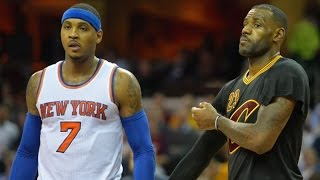 CARMELO ANTHONY IS THE MOST UNDERRATED PLAYER IN NBA HISTORY