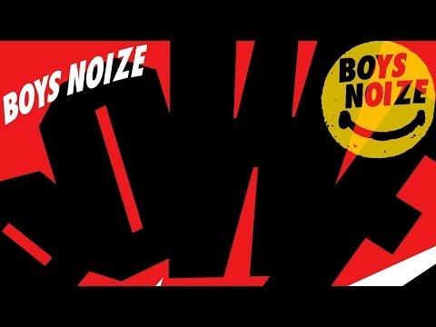 Клип Boys Noize - Nerve