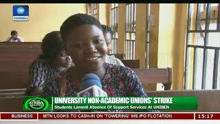 UNIBEN Students Lament Absence Of Support Services