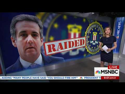 Midwin Charles on Legal Ramifications for FBI Raid of Michael Cohen