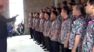Halleluia Amen by Koor KKB Gereja BNKP Mandala