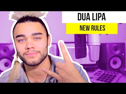 New Rules - Dua Lipa | Kast Away Cover