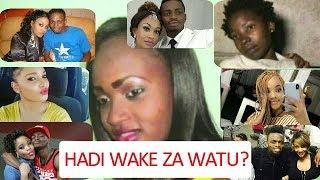 ORODHA YA KUTISHA! Wake Za Watu Waliolala Na Diamond, Kutoa Mimba Zake, Hutoamini