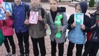 Зеленая волна 5''В'' ГУО ''БШ№10 г.Новополоцка''