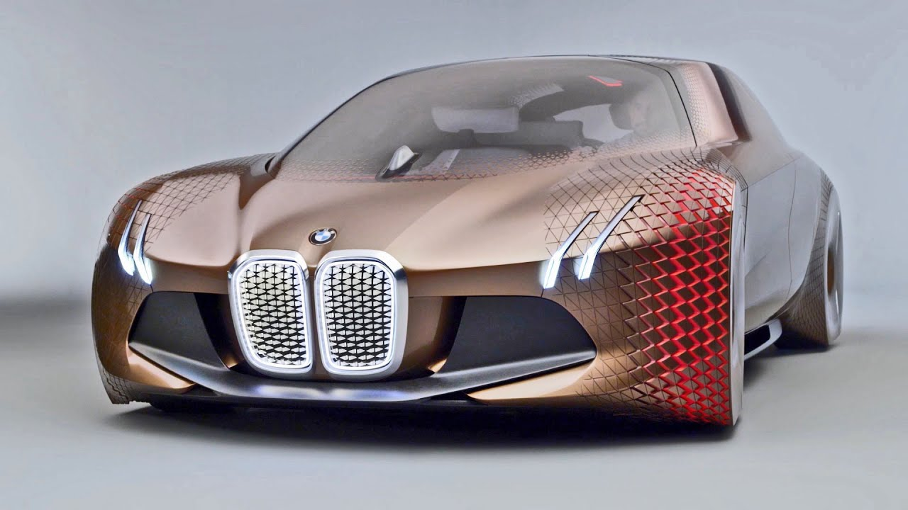 bmw vision next 100 the design youtube. Black Bedroom Furniture Sets. Home Design Ideas