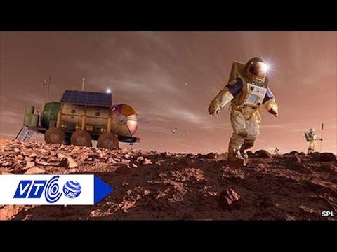 NASA tuyển người làm việc tại sao Hỏa | VTC