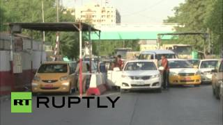 Iraq: Baghdad beefs up security as Islamic State fighters close in