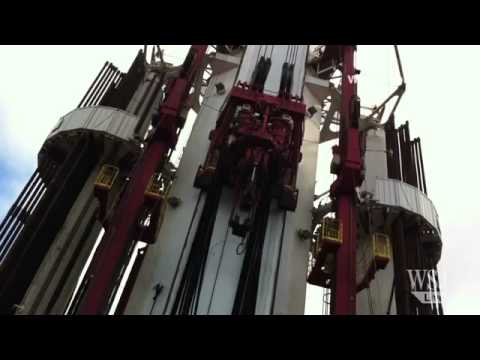 New Oil Rigs Enable UltraDeepwater Drilling