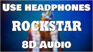 DaBaby - ROCKSTAR ft. Roddy Ricch (8D AUDIO) 🎧 [BEST VERSION]