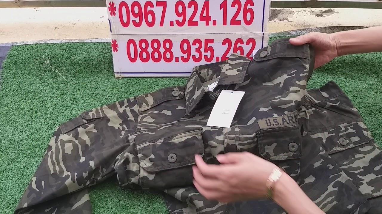 Quần áo ngụy trang mầu lính cao cấp lh 0967 924 126