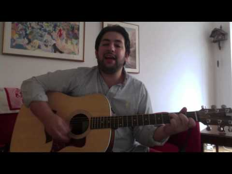 The Song That Jane Likes - Dave Matthews Band (JC Bergs Cover)