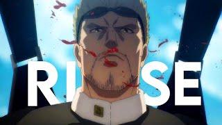 Attack On Titan Final Season「AMV」- RISE