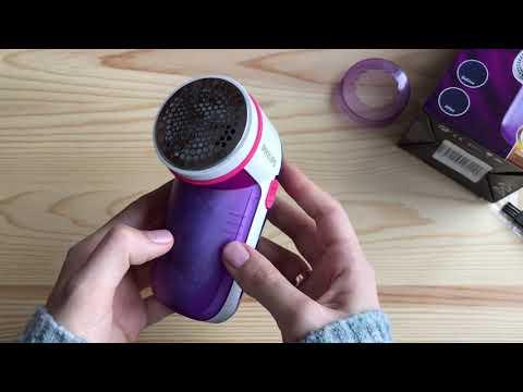 Машинка (триммер) для удаления катышков Philips | Мнение о триммере