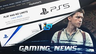 PLAYSTATION 5 INDIA AMAZON + UNCHARTED MOVIE STORY | GN#201