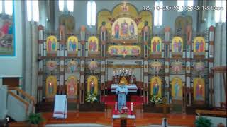 Ukrainian Catholic Liturgy 18/10/20
