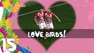 F FA 14   Road to the Golden Bollocks WORLD CUP Ep.15 LOVE B RDS