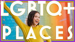 The Best LGBTQ+ Places in New York! | Ingrid Nilsen