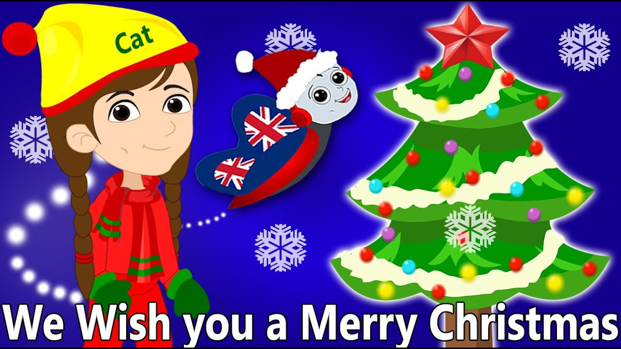 We Wish You A Merry Christmas | Christmas Songs For Children ...