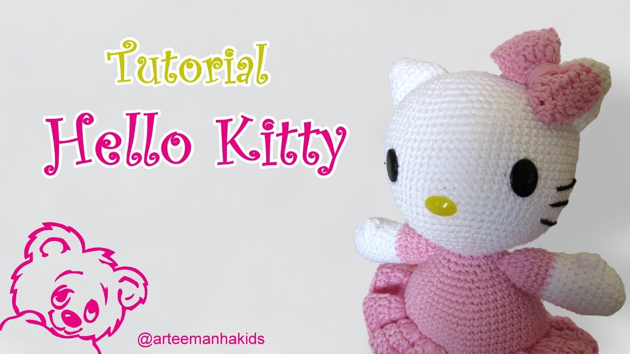 Hello Kitty Amigurumi Inspiration Photos & How to Create Your Own ... | 720x1280